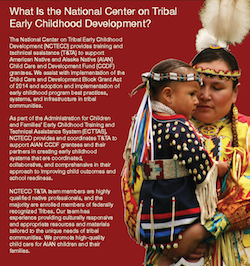 National Tribal Early Childhood Development