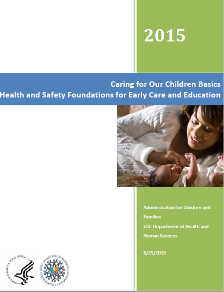 Caring for our children basics